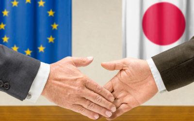 The EU and Japan trade deal celebrates second anniversary by further strengthening ties